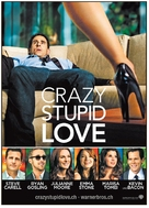 Crazy, Stupid, Love. - Swiss Movie Poster (xs thumbnail)