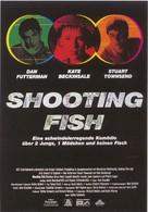 Shooting Fish - German Movie Poster (xs thumbnail)