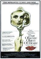 Cet obscur objet du désir - Movie Poster (xs thumbnail)