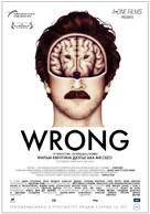 Wrong - Russian Movie Poster (xs thumbnail)