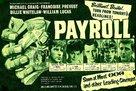 Payroll - British Movie Poster (xs thumbnail)