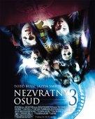 Final Destination 3 - Czech Movie Poster (xs thumbnail)