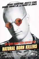 Natural Born Killers - Movie Poster (xs thumbnail)