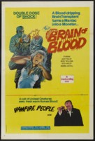 Brain of Blood - Combo movie poster (xs thumbnail)