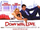 Down with Love - British Movie Poster (xs thumbnail)