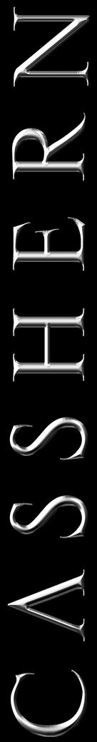 Casshern - Japanese Logo (xs thumbnail)