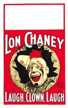 Laugh, Clown, Laugh - Movie Poster (xs thumbnail)