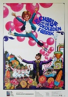 Willy Wonka & the Chocolate Factory - German Movie Poster (xs thumbnail)