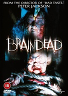 Braindead - British DVD movie cover (xs thumbnail)
