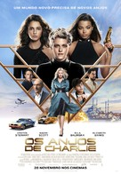 Charlie's Angels - Portuguese Movie Poster (xs thumbnail)