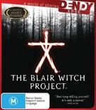 The Blair Witch Project - Australian Movie Cover (xs thumbnail)