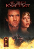 Braveheart - German DVD movie cover (xs thumbnail)