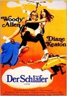 Sleeper - German Movie Poster (xs thumbnail)