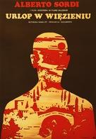 Detenuto in attesa di giudizio - Polish Movie Poster (xs thumbnail)