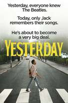 Yesterday - Video on demand movie cover (xs thumbnail)