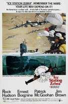 Ice Station Zebra - Movie Poster (xs thumbnail)