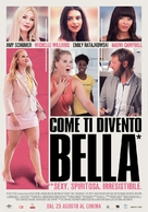 I Feel Pretty - Italian Movie Poster (xs thumbnail)