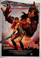 Red Sonja - Belgian Movie Poster (xs thumbnail)