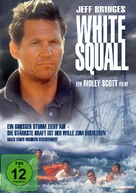 White Squall - German Movie Cover (xs thumbnail)