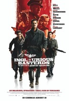 Inglourious Basterds - British Movie Poster (xs thumbnail)