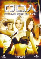Dead Or Alive - Italian DVD cover (xs thumbnail)