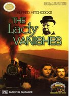 The Lady Vanishes - Australian DVD movie cover (xs thumbnail)