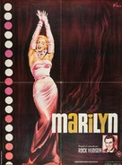 Marilyn - French Re-release poster (xs thumbnail)