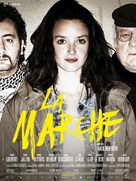 La marche - French Movie Poster (xs thumbnail)