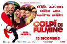 Colpi di fulmine - Italian Movie Poster (xs thumbnail)