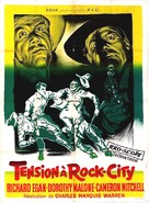 Tension at Table Rock - French Movie Poster (xs thumbnail)