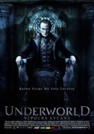 Underworld: Rise of the Lycans - Czech Movie Poster (xs thumbnail)