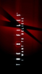 The X Files: I Want to Believe - Logo (xs thumbnail)