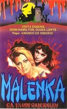 Malenka - Dutch VHS cover (xs thumbnail)