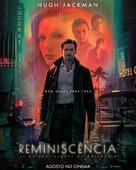 Reminiscence - Portuguese Movie Poster (xs thumbnail)