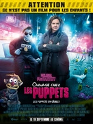 The Happytime Murders - French Movie Poster (xs thumbnail)