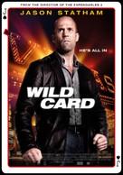 Wild Card - Dutch Movie Poster (xs thumbnail)