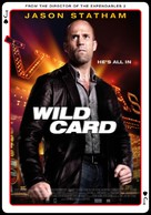 Wild Card - Dutch Movie Poster (xs thumbnail)
