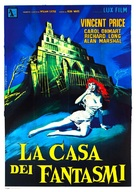 House on Haunted Hill - Italian Movie Poster (xs thumbnail)