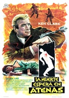 Agente 077 missione Bloody Mary - Spanish Movie Poster (xs thumbnail)