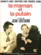 La maman et la putain - French Movie Poster (xs thumbnail)