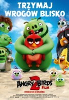 The Angry Birds Movie 2 - Polish Movie Poster (xs thumbnail)