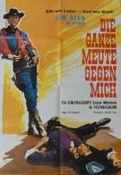 La venganza de Clark Harrison - German Movie Poster (xs thumbnail)
