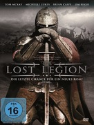The Lost Legion - German DVD cover (xs thumbnail)