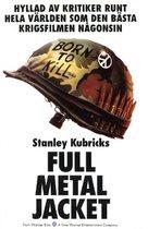 Full Metal Jacket - Swedish Movie Poster (xs thumbnail)