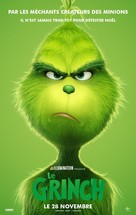 The Grinch - French Movie Poster (xs thumbnail)