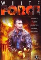Whiteforce - Dutch DVD cover (xs thumbnail)