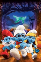 The Smurfs: The Legend of Smurfy Hollow - Key art (xs thumbnail)