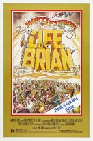 Life Of Brian - Theatrical movie poster (xs thumbnail)