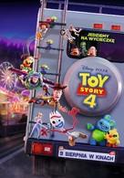 Toy Story 4 - Polish Movie Poster (xs thumbnail)