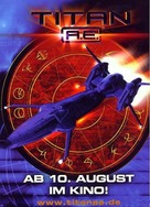 Titan A.E. - German Movie Poster (xs thumbnail)